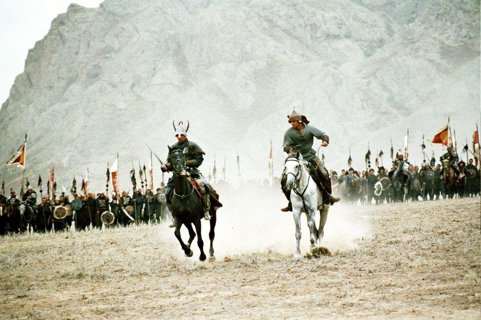 d3cc59e43 ... ktorý má zjednotiť kazašský národ, aby premohol nepriateľov, ktorí chcú  obsadiť jeho zem... Komentár: Strhujúci film s viacerými impulzmi na  zamyslenie.